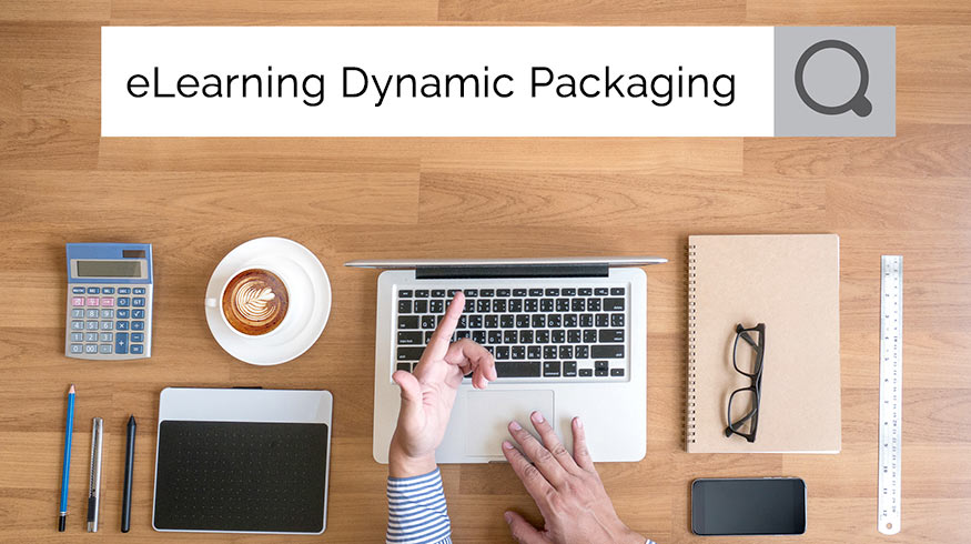 eLearning Dynamic Packaging