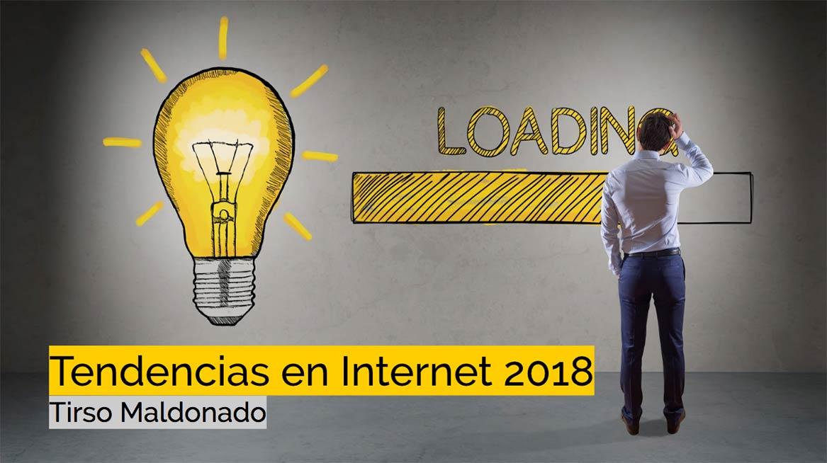 Webinar Tendencias 2018