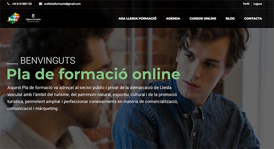 LMS en WordPress