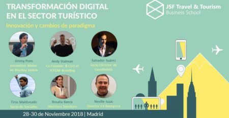 Transformación Digital en Turismo