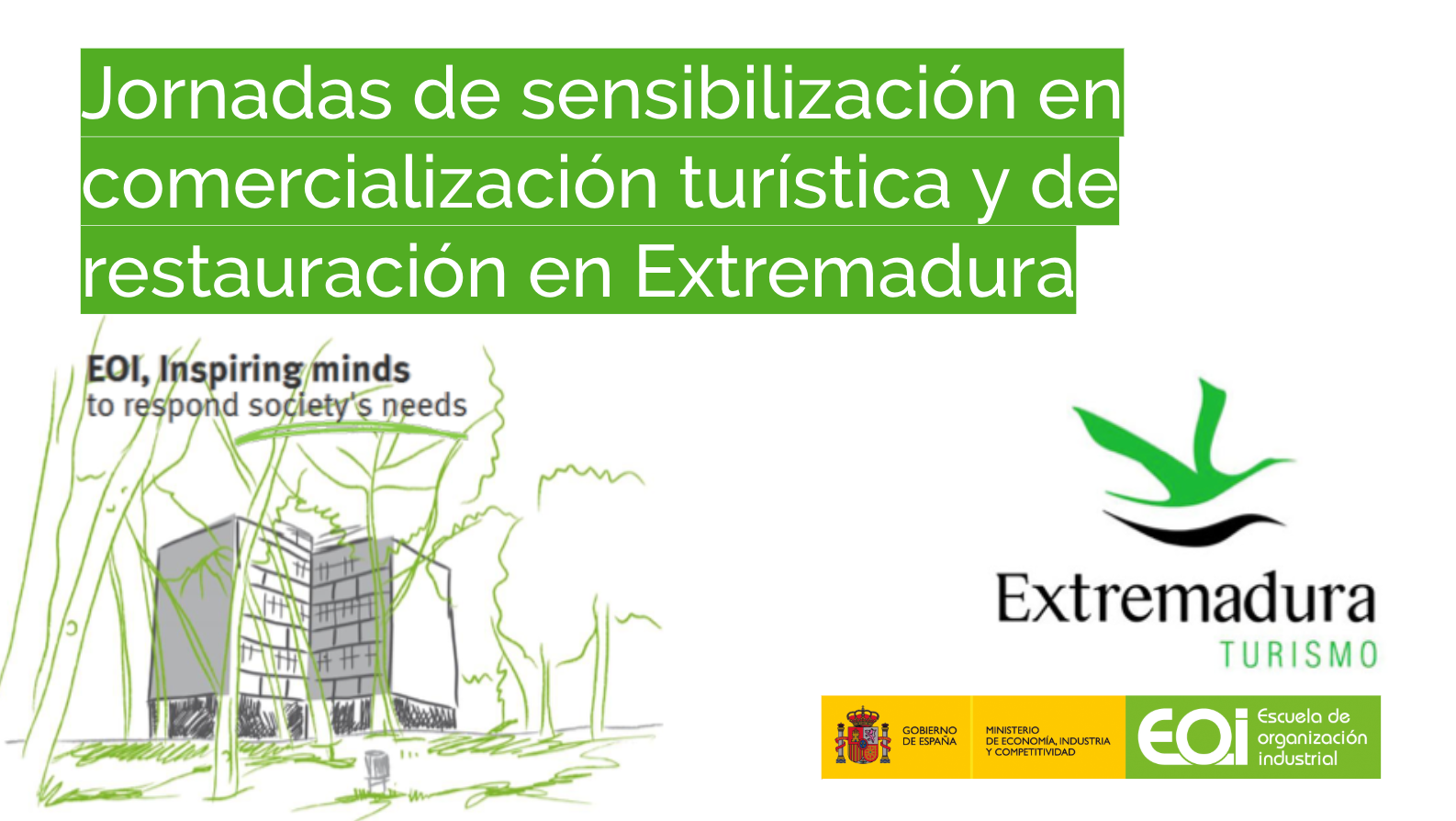 Jornadas de innovación y turismo Extremadura