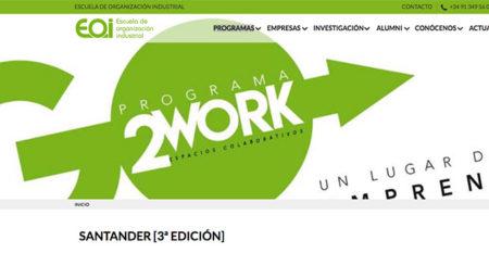 Coworking EOI Santander