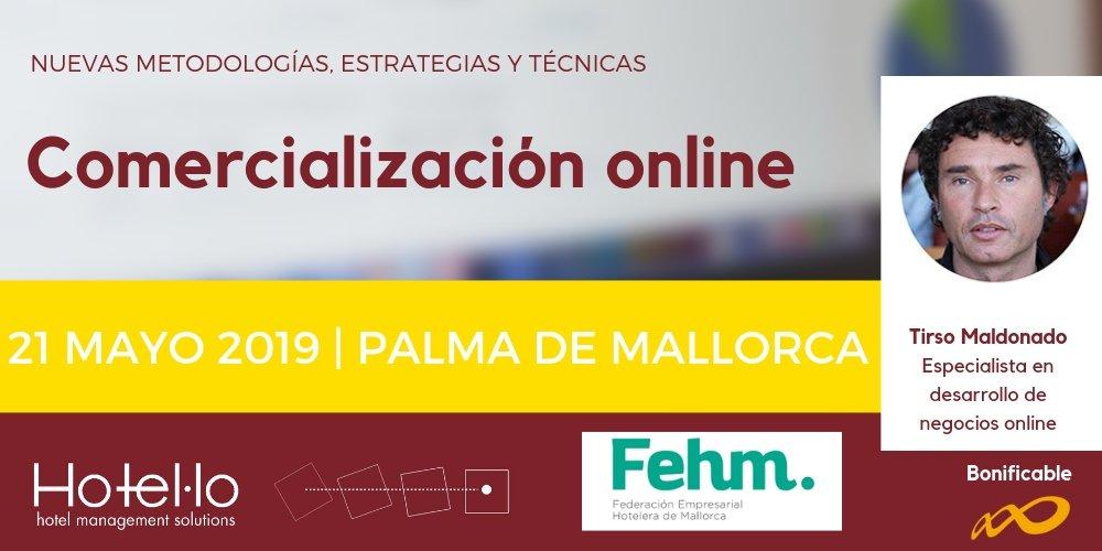 taller comercialización online