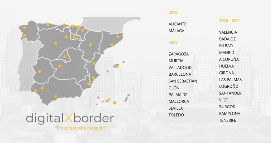 digitalXborder San Sebastián
